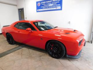 Used 2015 Dodge Challenger SRT Hellcat LEATHER NAVI *MANUAL* for sale in Listowel, ON
