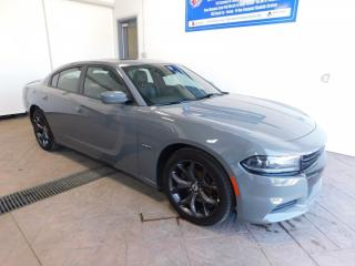 Used 2017 Dodge Charger R/T LEATHER NAVI SUNROOF for sale in Listowel, ON