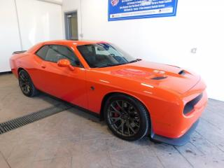 Used 2017 Dodge Challenger SRT Hellcat LEATHER NAVI SUNROOF *MANUAL* for sale in Listowel, ON