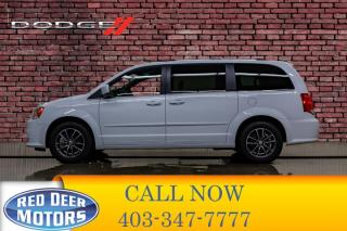 Used 2017 Dodge Grand Caravan SXT Premium Plus for sale in Red Deer, AB