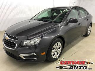 Used 2016 Chevrolet Cruze LT Toit Ouvrant Bluetooth A/C Caméra de recul for sale in Shawinigan, QC