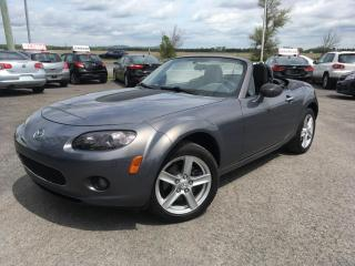 Used 2008 Mazda Miata MX-5 GS TOIT RIGIDE for sale in Carignan, QC