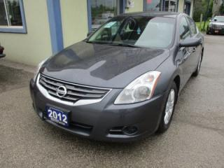 Used 2012 Nissan Altima GAS SAVING S-TYPE MODEL 5 PASSENGER 2.5L - DOHC.. HEATED SEATS.. POWER SUNROOF.. XTRONIC CVT.. KEYLESS ENTRY & START.. for sale in Bradford, ON