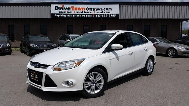 2012 Ford Focus SEL **LEATHER**MOONROOF**