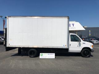 Used 2001 Ford Econoline E-450 7.3L DIESEL! POWER GATE! 17FT BOX! for sale in Langley, BC