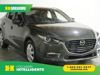 Used 2018 Mazda MAZDA3 GT AC GR ELEC for sale in St-Léonard, QC