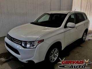 Used 2014 Mitsubishi Outlander Es Awd Sièges Ch for sale in Trois-Rivières, QC