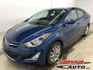 Used 2016 Hyundai Elantra Sport T.ouvrant Mags for sale in Trois-Rivières, QC