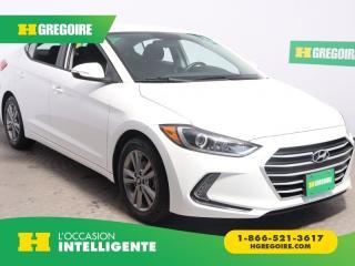 Used 2018 Hyundai Elantra GL A/C BLUETOOTH for sale in St-Léonard, QC
