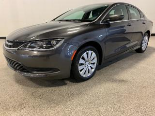 Used 2015 Chrysler 200 LX CLEAN CARFAX, ONE OWNER, REMOTE START for sale in Calgary, AB