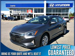 Used 2020 Hyundai Elantra Essential Manual for sale in Port Hope, ON