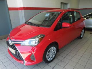 Used 2015 Toyota Yaris Le/aut/a/c/gr for sale in Terrebonne, QC