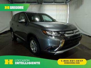 Used 2018 Mitsubishi Outlander ES AWC CAMERA SIEGES for sale in St-Léonard, QC