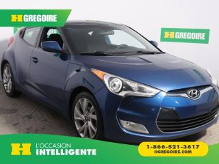 Used 2016 Hyundai Veloster SE A/C GR ELECT MAGS for sale in St-Léonard, QC