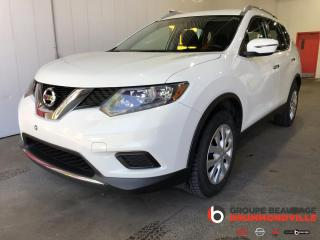 Used 2016 Nissan Rogue S for sale in Drummondville, QC