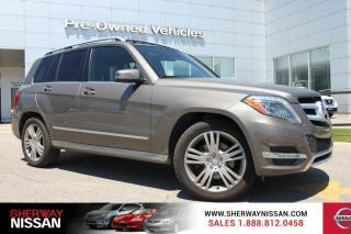 Used 2014 Mercedes-Benz GLK-Class Loaded only 97000 kms. Clean carfax for sale in Toronto, ON
