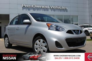 Used 2015 Nissan Micra One owner accident free trade.Nissan certified preowned! for sale in Toronto, ON