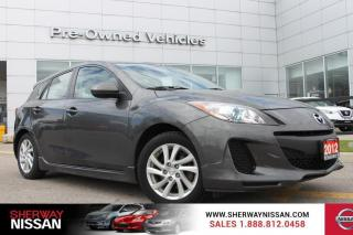 Used 2012 Mazda MAZDA3 GS-SKY One owner accident free trade. Only 101000 kms! for sale in Toronto, ON