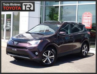 Used 2016 Toyota RAV4 XLE AWD - TOIT - MAGS - FOGS for sale in Trois-Rivières, QC