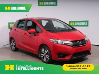Used 2015 Honda Fit EX A/C TOIT MAGS for sale in St-Léonard, QC