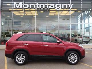 Used 2015 Kia Sorento Traction avant, 4 portes, 4 cyl. en lign for sale in Montmagny, QC