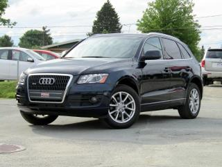 Used 2011 Audi Q5 2.0T PREMIER PLUS + QUATTRO + B&O + NAV for sale in Magog, QC