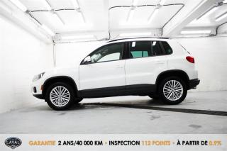 Used 2015 Volkswagen Tiguan 4MOTION ÉDITION for sale in Québec, QC