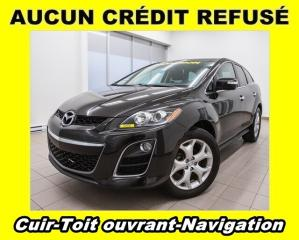 Used 2010 Mazda CX-7 GT AWD NAVIGATION for sale in Mirabel, QC