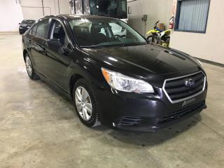 Used 2016 Subaru Legacy 2.5i Awd A/c for sale in L'ile-perrot, QC