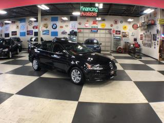 Used 2015 Volkswagen Jetta Sedan 2.0L TRENDLINE  AUT0 A/C SUNROOF BACKUP CAMERA 54K for sale in North York, ON