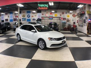 Used 2015 Volkswagen Jetta Sedan 2.0L TRENDLINE  AUT0 A/C SUNROOF BACKUP CAMERA 68K for sale in North York, ON