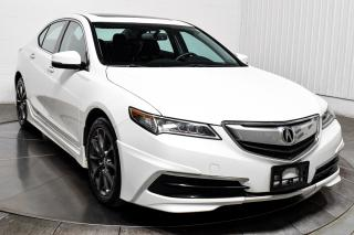 Used 2015 Acura TLX AWD for sale in Île-Perrot, QC