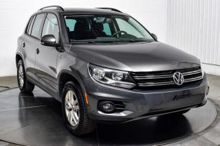 Used 2015 Volkswagen Tiguan Trendline+ A/c Mags for sale in Île-Perrot, QC