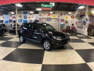 Used 2015 Volkswagen Tiguan 2.0 TSI 6SPEED A/C H/SEATS REAR CAMERA H/SEATS 74K for sale in North York, ON