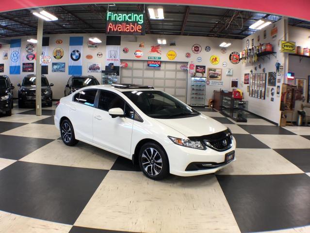 2015 Honda Civic Sedan EX AUT0 A/C SUNROOF BACKUP CAMERA BLUETOOTH 77K