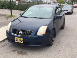 Used 2009 Nissan Sentra 4dr Sdn I4 CVT 2.0 *Ltd Avail* for sale in Scarborough, ON