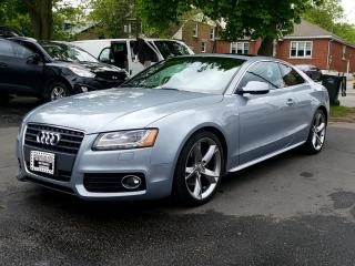 Used 2010 Audi A5 2dr Cpe Auto 2.0L for sale in Guelph, ON