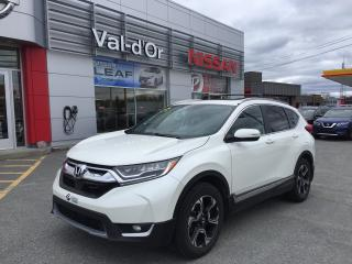 Used 2017 Honda CR-V Touring for sale in Val-D'or, QC
