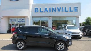 Used 2018 Ford Escape Titanium for sale in Blainville, QC