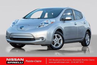 Used 2015 Nissan Leaf SV for sale in Montréal, QC