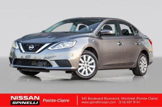 Used 2018 Nissan Sentra SV for sale in Montréal, QC