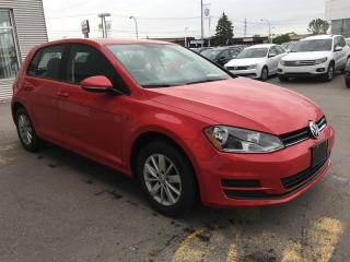 Used 2016 Volkswagen Golf 5-Dr 1.8t Trendline for sale in Gatineau, QC