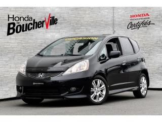 Used 2009 Honda Fit Sport for sale in Boucherville, QC