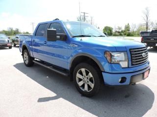 Used 2011 Ford F-150 FX4. Leather. V8. Loaded. for sale in Gorrie, ON