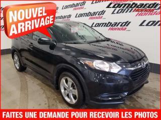 Used 2016 Honda HR-V LX/AUTO./JAMAIS ACCIDENTÉ for sale in Montréal, QC