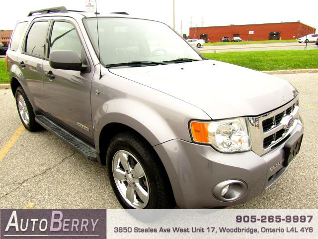 2008 Ford Escape XLT - 3.0L - FWD
