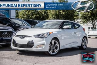 Used 2013 Hyundai Veloster Tech Nav + Toit for sale in Repentigny, QC