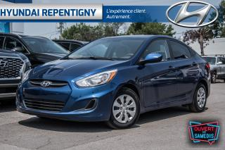 Used 2015 Hyundai Accent GL *AIR CLIMATISÉ* for sale in Repentigny, QC