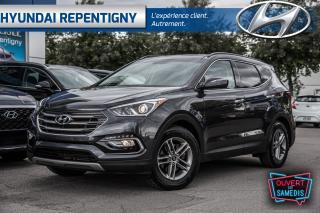 Used 2017 Hyundai Santa Fe LUXURY AWD for sale in Repentigny, QC