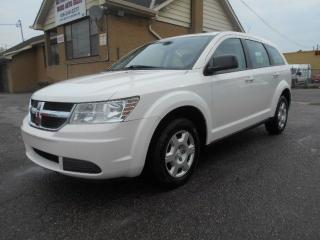 Used 2009 Dodge Journey SE 2.4L Automatic FWD Certified ONLY 125,000KMs for sale in Rexdale, ON